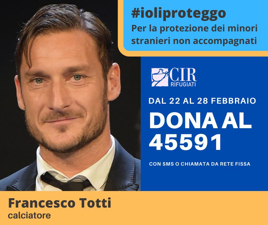 card sms 2021 Totti